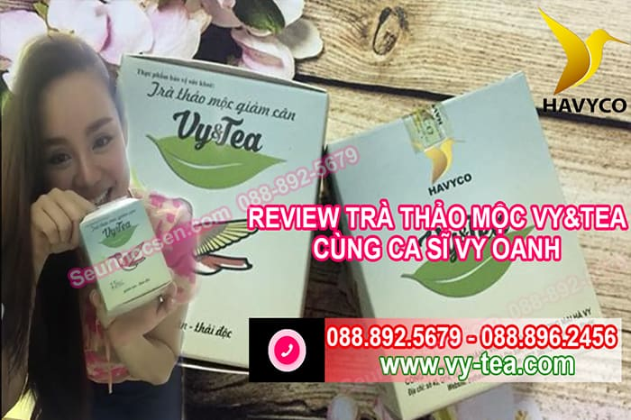 Review-tra-thao-moc-giam-can-vy-tea-cung-ca-si-vy-oanh