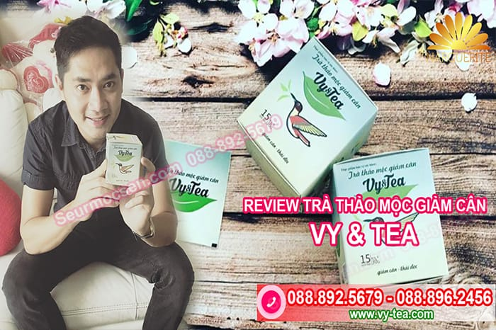 Review-tra-thao-moc-giam-can-vy-tea-cung-dien-vien-minh-luan