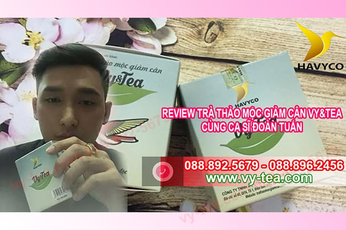 Review-tra-thao-moc-giam-can-vy-tea-cung-ca-si-doan-tuan