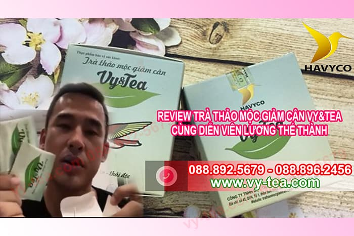 Review-tra-thao-moc-giam-can-vy-tea-cung-dien-vien-luong-the-thanh