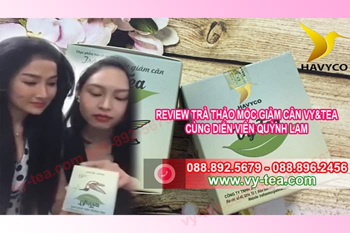Review-tra-thao-moc-giam-can-vy-tea-cung-dien-vien-quynh-lam